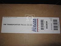 Радиатор охлаждения Volkswagen TRANSPORTER T5 (03-) 2.5 TDi (пр-во Nissens) (арт. 65283A)
