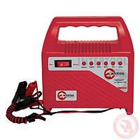 Автомобильное зарядное устройство для АКБ INTERTOOL AT-3012. Гарантия
