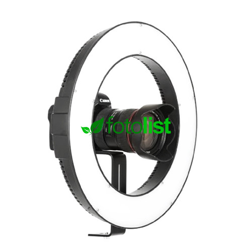 Кольцевой диодный свет Falcon DVR-384DVC LED 23W, 3200-5600К, Ø254мм