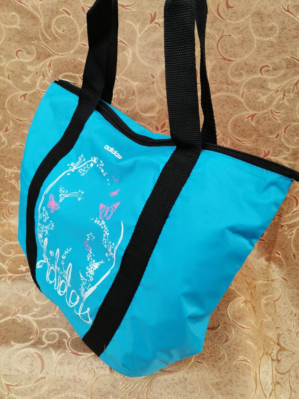 Женская cумка adidas спортивная сумка Отдых пляжные cумка только ОПТ