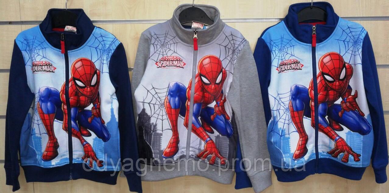 Пайта для мальчиков Spider-Man оптом, 98/104-134 рр .