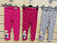 Лосины для девочек Disney оптом, 98/104-134 рр .