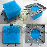 Поролоновый фильтр губка ZVCA712X (797580, 719.0148) для пылесосов Zelmer и Constructa.