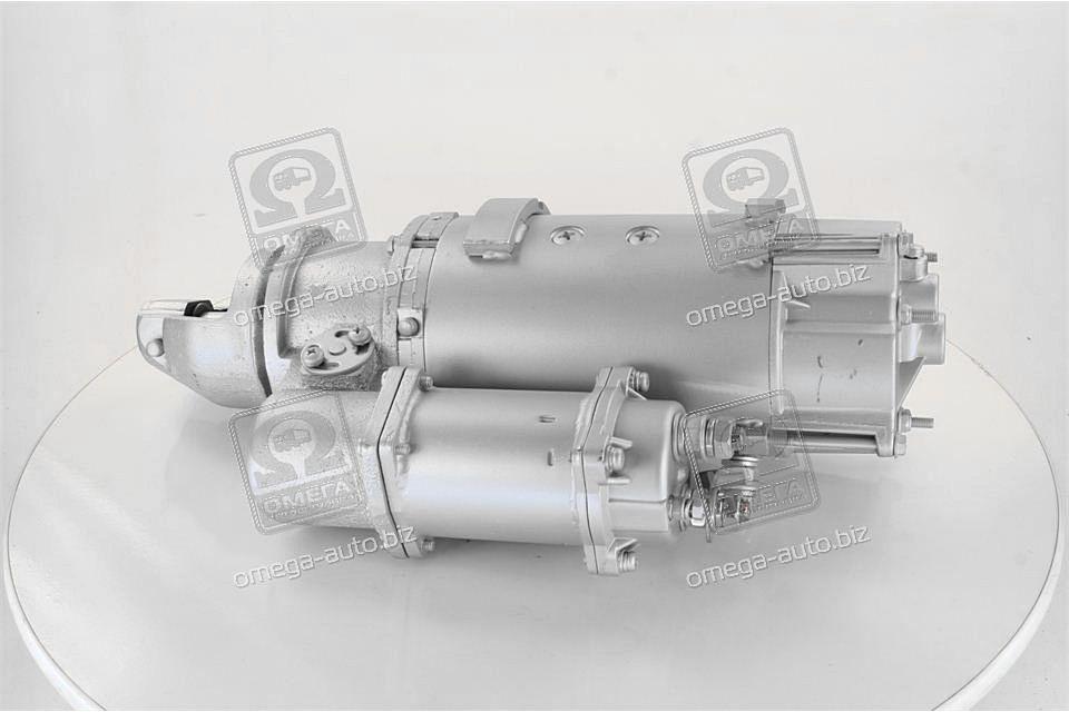 Стартер МАЗ (аналог СТ25-20) на двигателя выполненные после 06.2003 г.  (арт. СТ142Т-3708000-10)