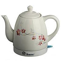 Чайник Domotec керамічний чайник, чайник керамічний