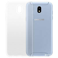 GlobalCase TPU Extra Slim Samsung Galaxy J5 (J530) 2017 Светлая (1283126477065)