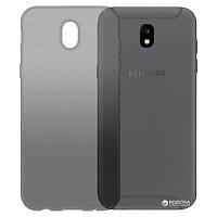 GlobalCase TPU Extra Slim Samsung Galaxy J5 (J530) 2017 Темная (1283126477072)