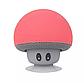Bluetooth колонка Гриб Rondaful на присоске, фото 6