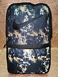 Принт рюкзак nike just doit качество спортивный спорт городской стильный ОПТ Школьный рюкзак, фото 2