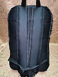 Принт рюкзак nike just doit качество спортивный спорт городской стильный ОПТ Школьный рюкзак, фото 4