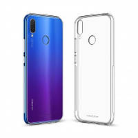 GlobalCase (TPU) Extra Slim Huawei P Smart Plus (светлый) (1283126486494)