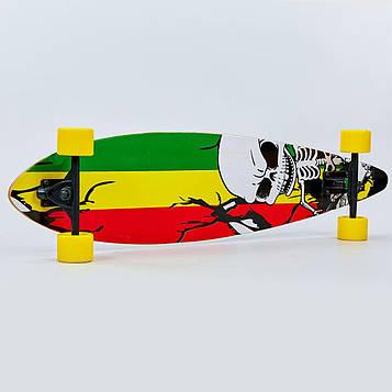 Лонгборд-круїзер дерев'яний професійний з канадського клена 41in