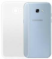 GlobalCase (TPU) Extra Slim Samsung A520 (светлый) (1283126475115)