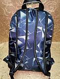 Принт рюкзак GREAT-TOWN качество спортивный спорт городской стильный ОПТ Школьный рюкзак, фото 4