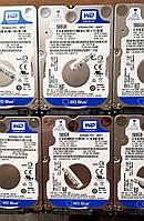 Новый быстрый HDD 2.5 жесткий диск к ноутбуку ультрабуку 500GB 7mm WD Blue WD5000LPVX SATA 3