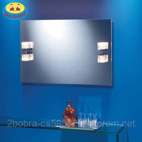 Зеркало с Галогеновой Подсветкой 900х600 мм. Promiro Shine, фото 2