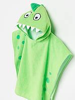 Детское полотенце-пончо