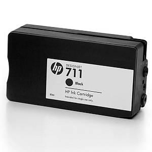 Картридж HP №711 DJ 120/520 (CZ133A) Black