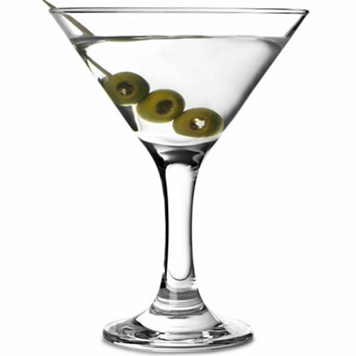 Набор бокалов для мартини 190мл Bistro 44410-12 (12шт)