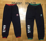Спортивные брюки для мальчиков Grace оптом , 98-128 рр., фото 1
