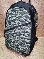 Принт камуфляж рюкзак GREAT-TOWN кожа С оксфорд ткань модный стиль для мужчин и женщин городской спорт опт, фото 1