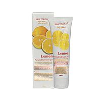 Лубрикант Silk Touch Lemon (водна основа) 100 ml, фото 1