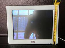 Сенсорный POS-монитор кассира Wincor Nixdorf BA72A 12 дюймов Б/У., фото 2
