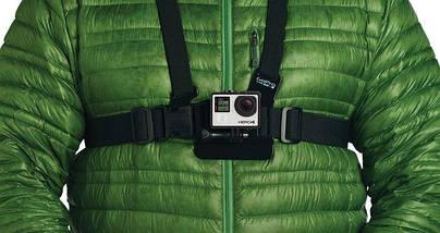 Крепление на грудь для камер gopro sjcam xiaomi yi, фото 3