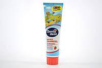 Зубная паста Dontodent Zahngel Mildes kids с клубничным вкусом для детей до 6 лет 100 мл (223166)