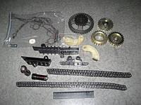 Ремкомплект привода ГРМ (двигательЗМЗ 405,406,409) (эконом) (пр-во Люкс-Сервис) (арт. 406.3906625)