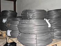 Проволока стальная оцинкованная термически обработанная Ф 3