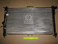 Радиатор охлаждения DAEWOO LANOS (97-) 1.3-1.6 i (пр-во Nissens) (арт. 616551)