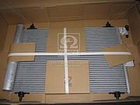 Конденсор кондиционера XSARA/PICASSO/BERL MT/AT (Van Wezel) (арт. 9005173)