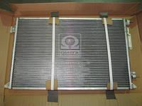 Конденсор кондиционера ВЕКТРА C/SIGNUM NT-DIES (Van Wezel) (арт. 37005333)