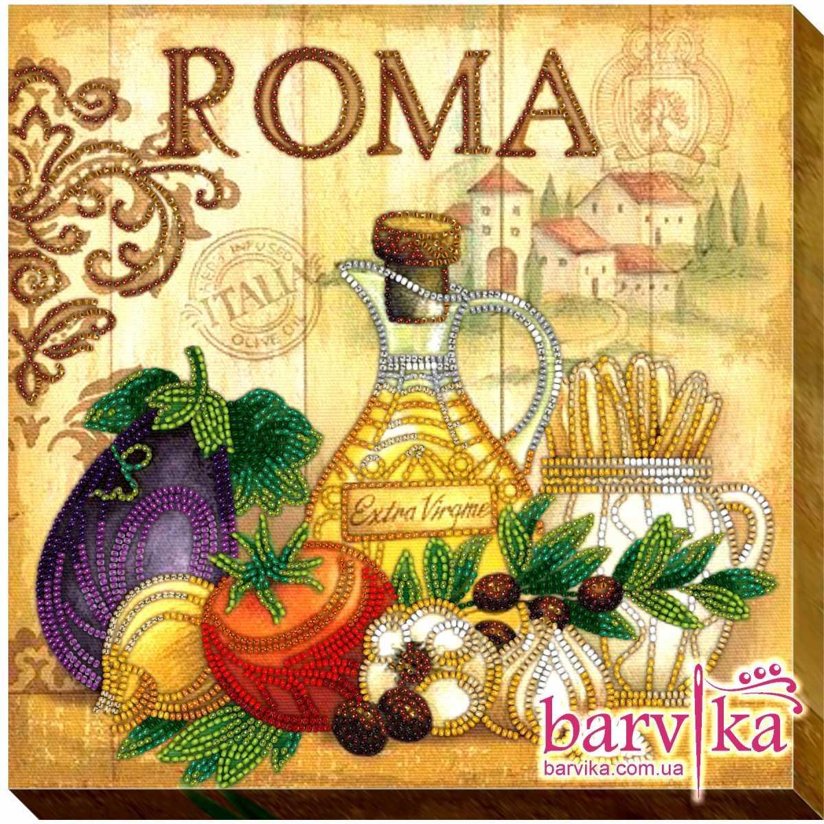 Набор для вышивки бисером Рим