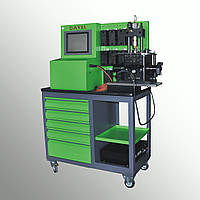 Приставка для тестирования насос-форсунок (EUI) и насосных секций (EUP) UNIT PLC & CAMBOX для автомастерских