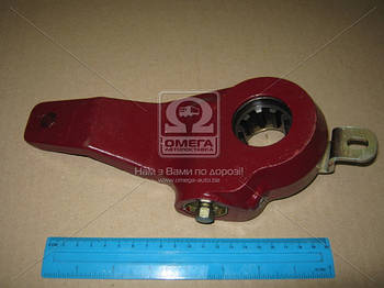 Рычаг регулировки автомат КАМАЗ 165мм передний левый (пр-во МЗТА) (арт. 79259)