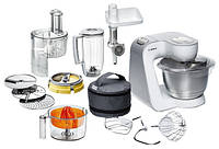 Кухонный комбайн Bosch MUM 54251, фото 1