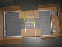 Конденсор кондиционера TRANSPORTER T5 ALL 03- (AVA), (арт. VNA5236D)