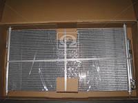 Конденсор кондиционера X-TRAIL 20i/25i MT/AT 01- (Van Wezel), (арт. 13005263)