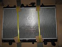 Радиатор охлаждения KIA  RIO I (00-) (пр-во AVA), (арт. KA2054)