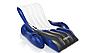 Кресло-шезлонг надувное пляжное Intex 58868 (180х135 см)