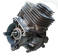 Двигатель мотокосы в сборе с поршневой (100271)