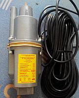 Насос вибрационный Родник-Эталон БВ-0,12-50-У5 (20 метров кабель)