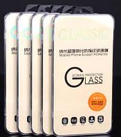 Защитное стекло для iPhone 5 5s 5С SE  закаленное