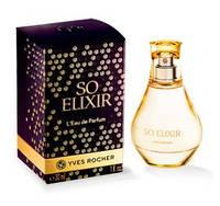 Парфюмированная Вода So Elixir со эликсир духи ив роше франция 30мл классика СОУ ЭЛИКСИР Yves rocher
