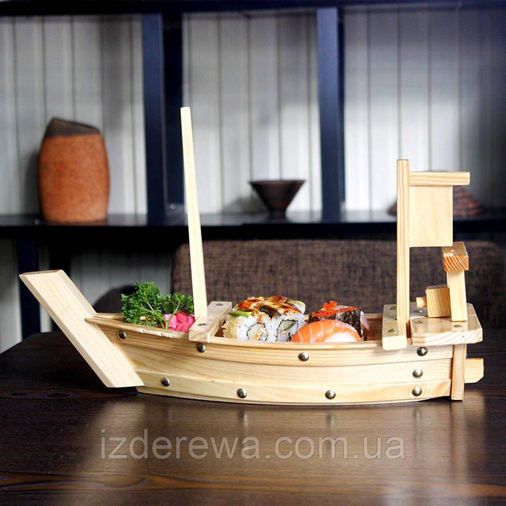 """Лодка для подачи суши """"Харбин 40"""" бланже"""