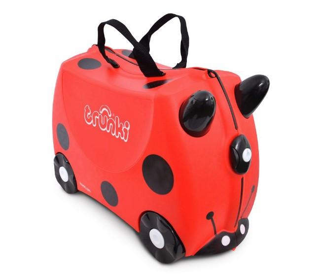 Детский чемодан Harley Ladybird Trunki оригинал