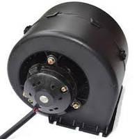 Электродвигателя отопителя (мотор печки) Газель Бизнес с кожухом (производство LUZAR)