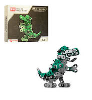 Конструктор SW-02 ( SW-026 металл, динозавр, от 159дет, в кор-ке, 30,5-23-4см )